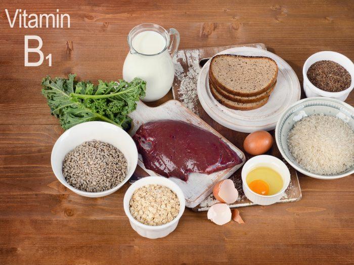 Vitamin-B1 - Thiamin
