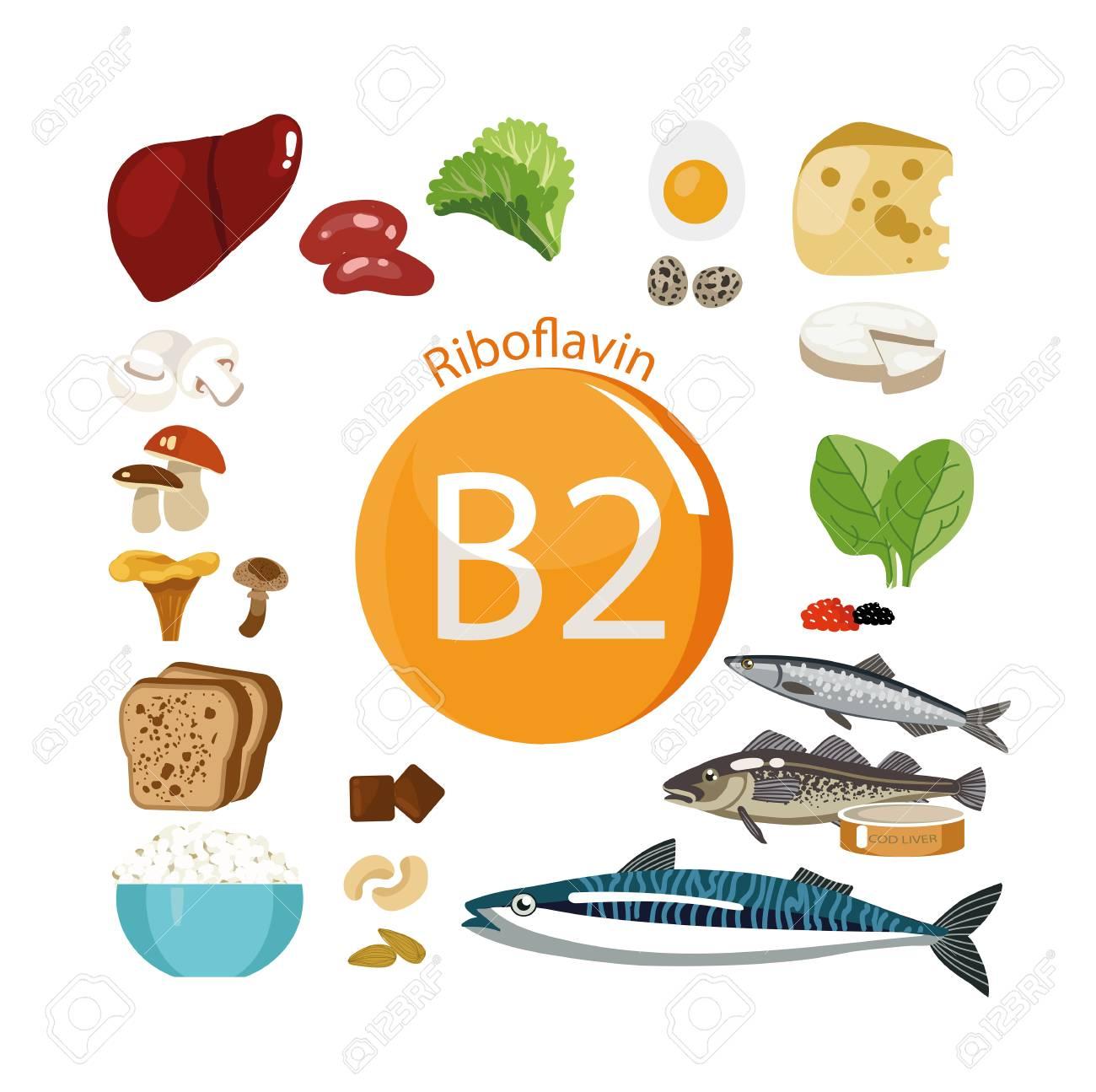 Vitamin B2- Ribolavin