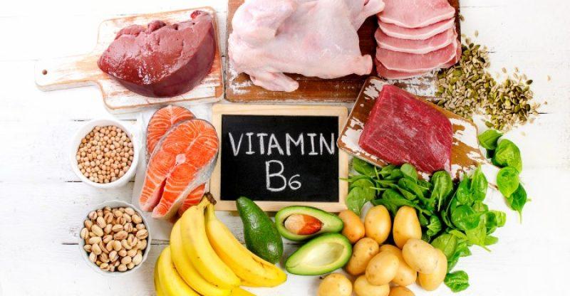 Vitamin B6 - Pyridoxine