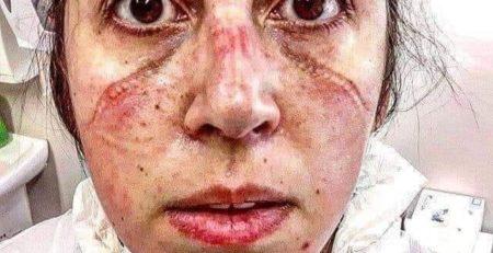 تم لوگ چائنہ کے ڈاکٹرز کو سلام پیش کرتے ہو دیکھو پاکستانی بہن جو فرنٹ لائن پر کرونا کا مقابلہ کر رہی ہے