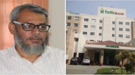 Prof.Wali-Akhtar-Escort-Fortis